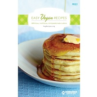 easy vegan recipe booklet
