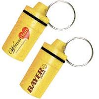 free bayer keychain