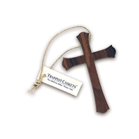 free wooden cross