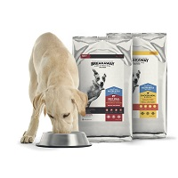free texas mills dog food