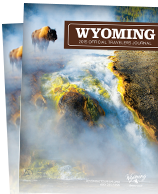 free wyoming guide by mail